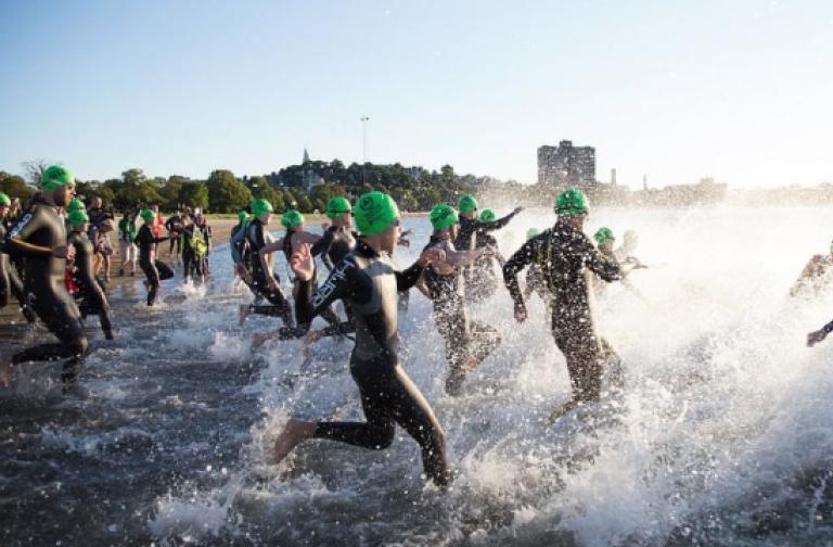Boston Triathlon image
